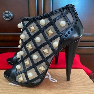 Christian louboutin Tudor boot 120mm, size 36